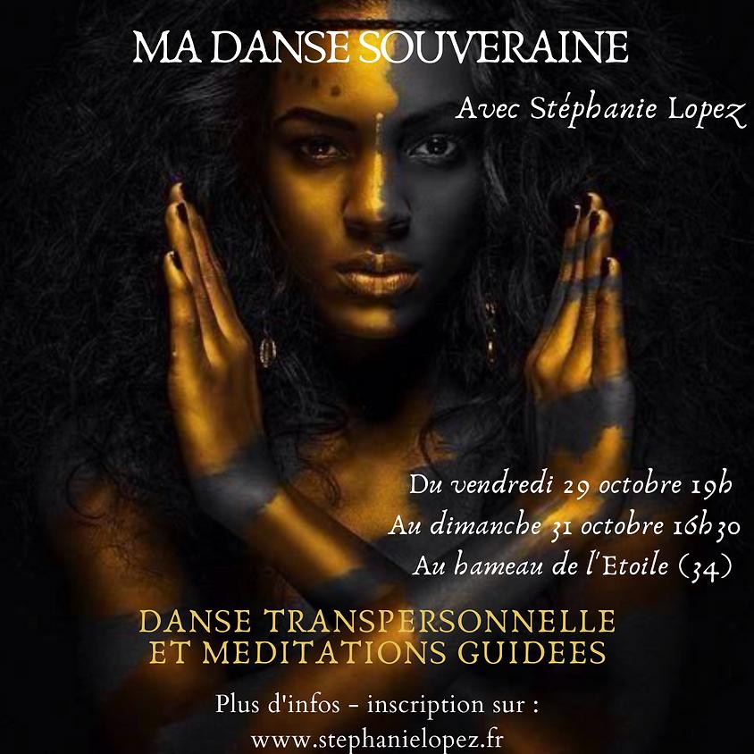 Ma Danse Souveraine - Stage de Danse Transpersonnelle® et Méditations Guidées