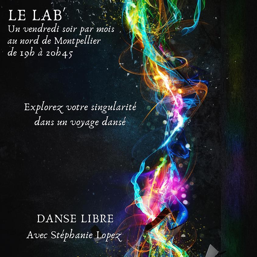 Le Lab' : Atelier de danse libre