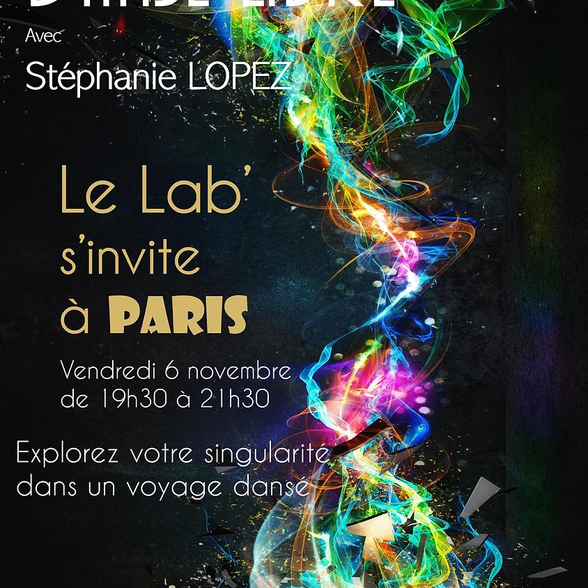 Le Lab' s'invite à Paris