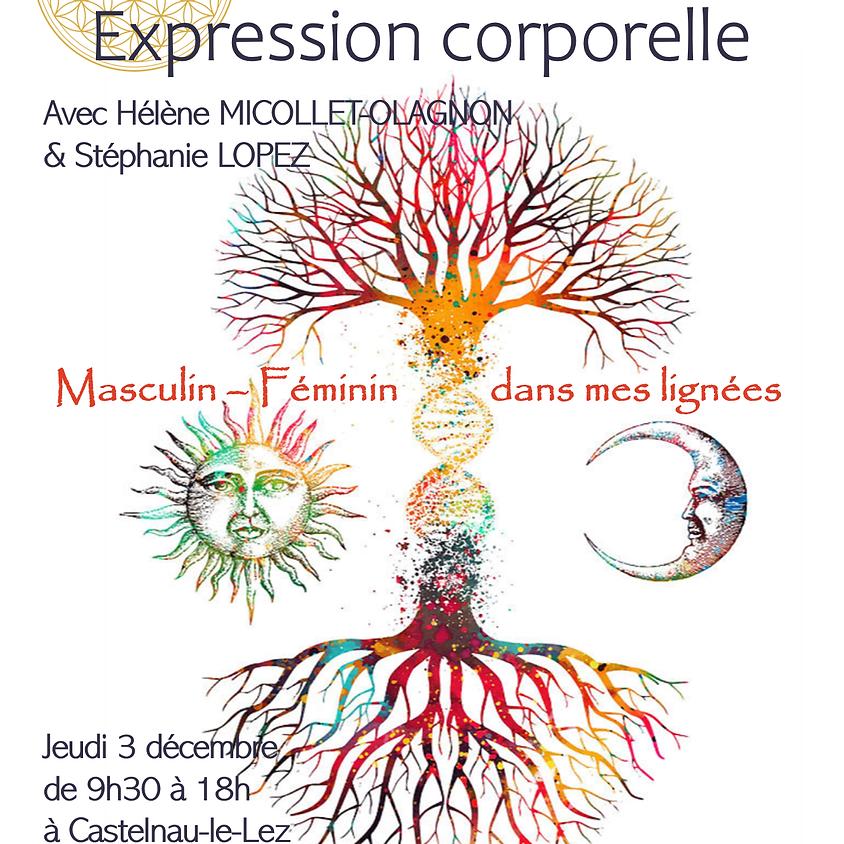 Psycho-généalogie et expression corporelle : Féminin/Masculin dans mes lignées