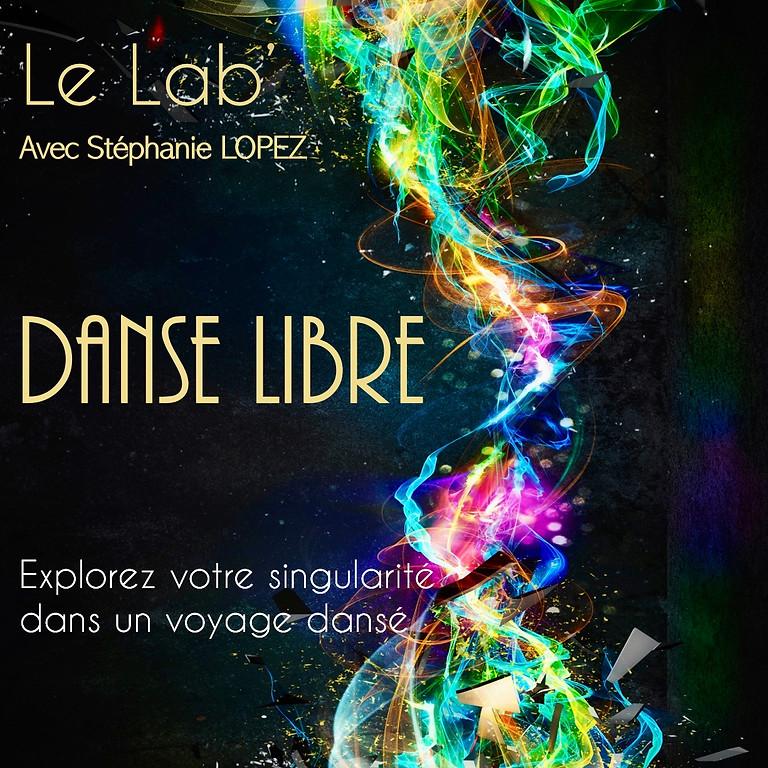 Le Lab' de la rentrée : Atelier de danse libre