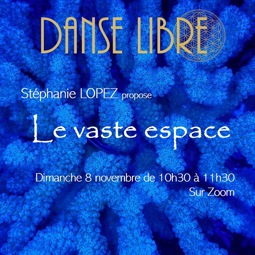 Danse Libre #6 : Le vaste espace
