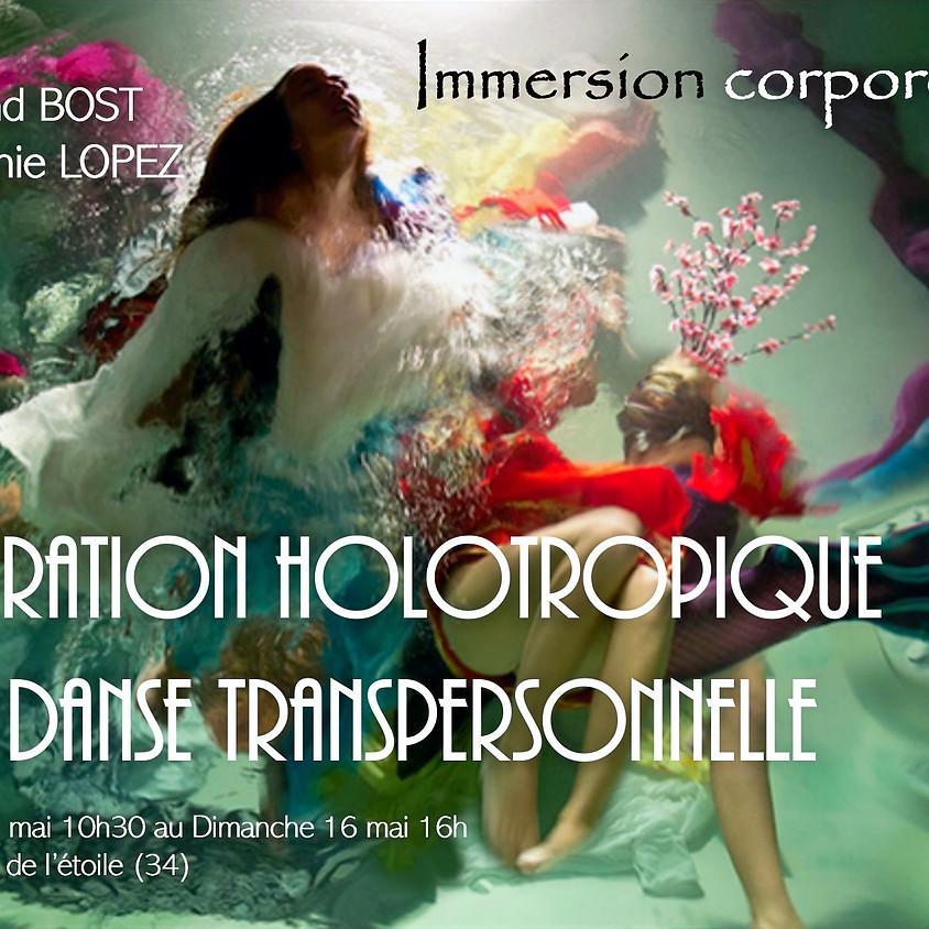 Stage résidentiel : Immersion corporelle