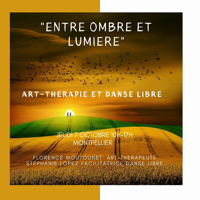 Entre ombre et lumière - Art-thérapie et Danse libre