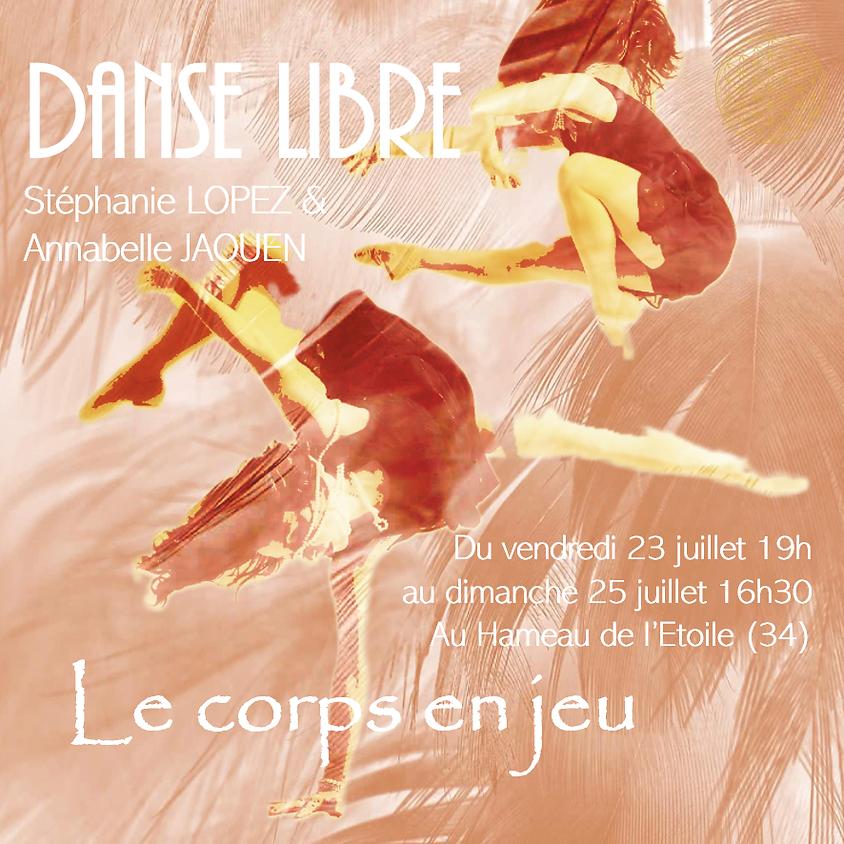 Le Corps en Jeu - Stage de Danse Libre
