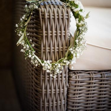 Couronnes et accessoires mariages