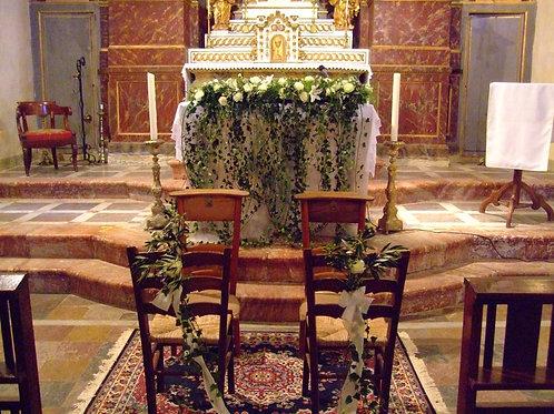 Composition d'autel