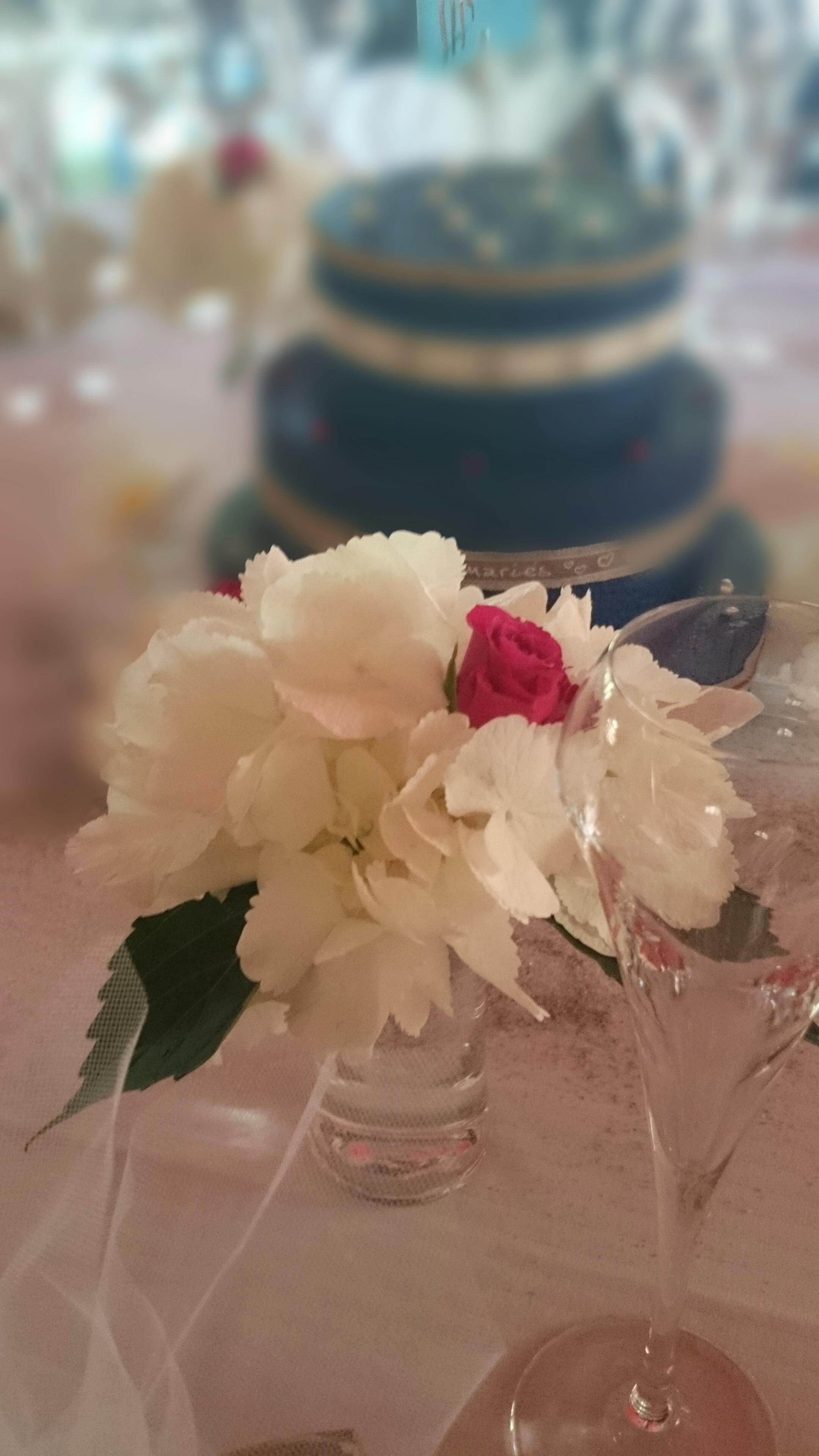 Thème mariage gourmandise