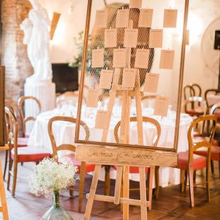 Plan de table 150€