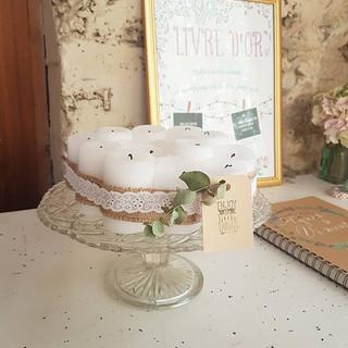 décoration buffet et atelier