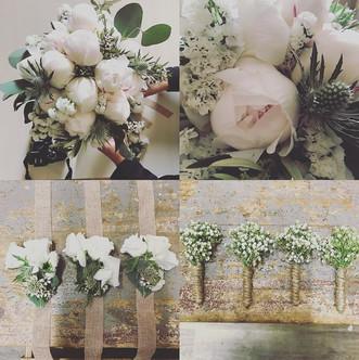 Magic pivoines #printemps #wedding #brid