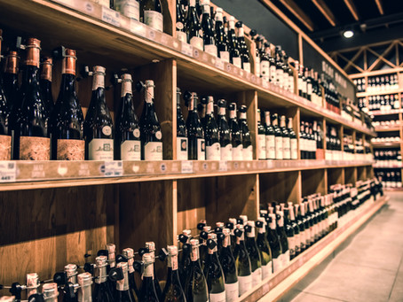 Pretty Wine Labels Does Not Necessarily Mean Good Wine