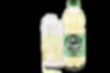 verre + bouteille fond transparent (Copi