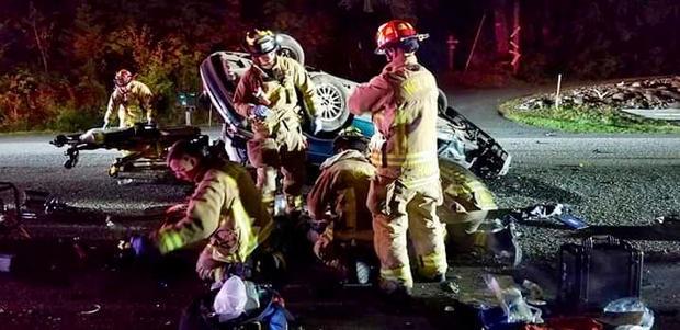 Motor Vehicle Accident
