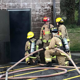Fire Attack Training