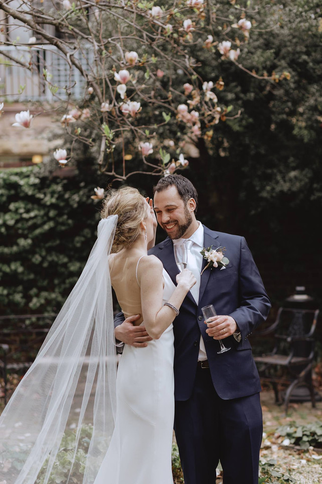 Spring Philly Wedding