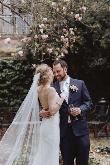 Spring Philly Wedding
