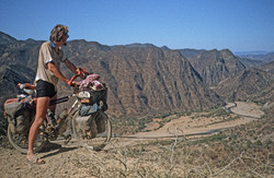 Weltumradlung, Bolivien