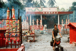 Weltumradlung-chinesischer Tempel-1