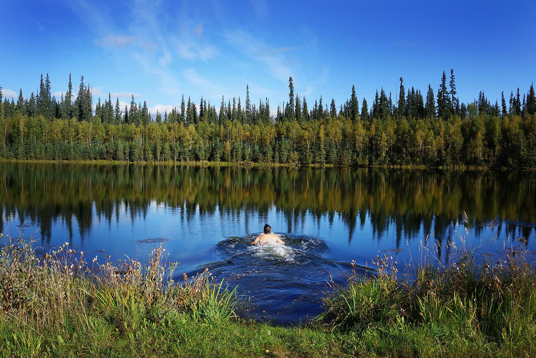 Willi Weitzel_Alaska See
