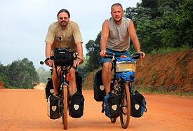 30 J.-Radeln durch den Dschungel, Surina