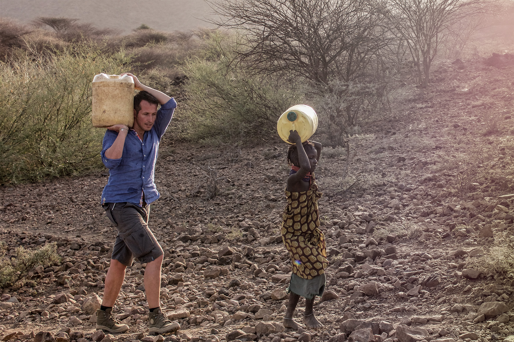 Willi Weitzel_Afrika Nordkenia Wasserkan