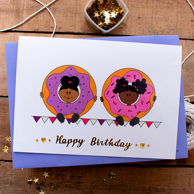 Doughnut Sisters
