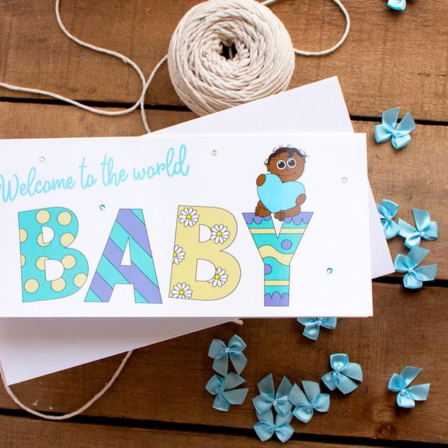 Baby Boy - Wording