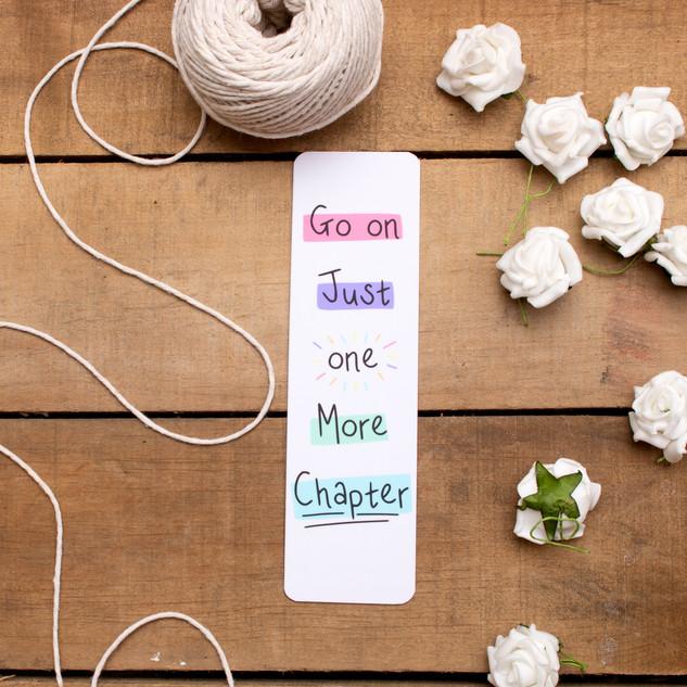 Quote - Bookmark