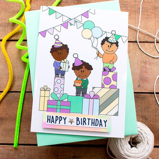 Birthday Princes'