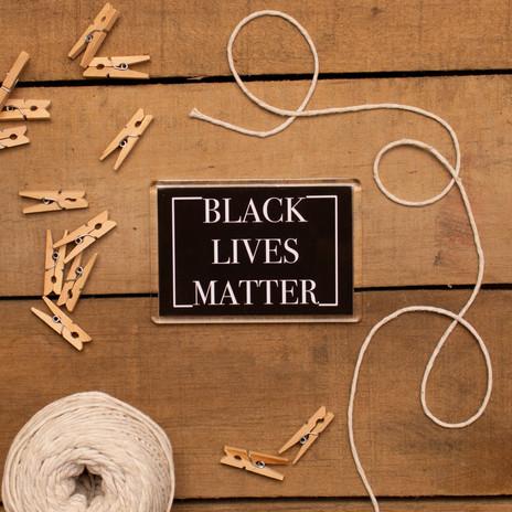 BLM - Magnet Black