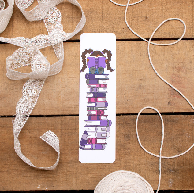 Bookworm - Bookmark