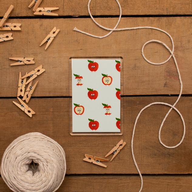 Cherry Apple - Magnet