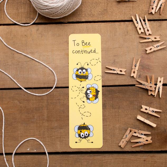 Bumble Bee - Bookmark
