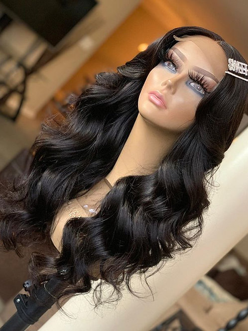$400 Wigs w/ Hair Included (26in-30in ONLY)