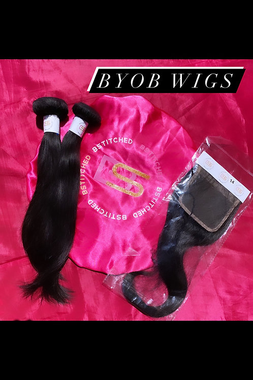 Bring Your Own Bundles Wigs