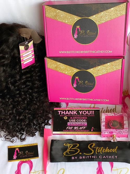 Survival Hair Boxes