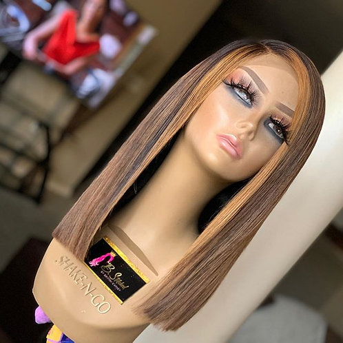5*5 Closure Wig Only (Uncustomized)