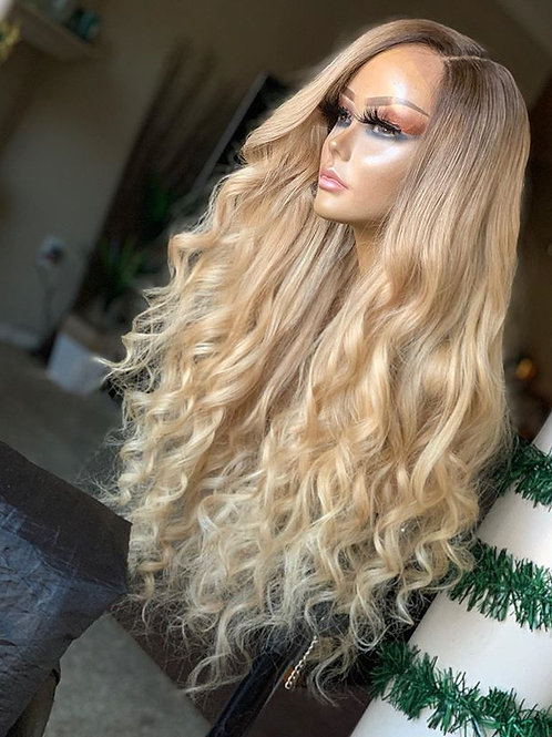 $375 Wigs w/ Hair Included (10in-18in ONLY)