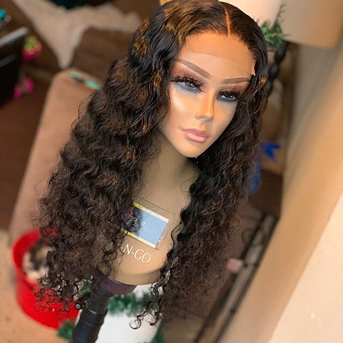 4*4 Closure Wig Only (uncustomized)