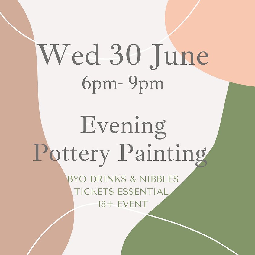 30 June Late Night Paint Night
