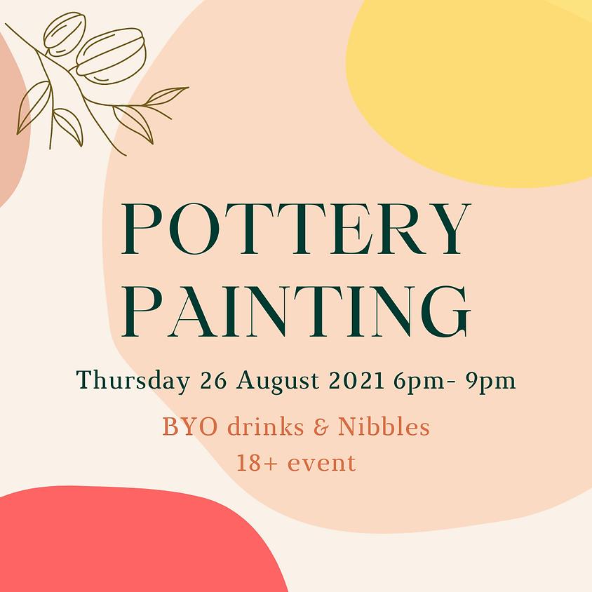 26 August Late Night Paint Night