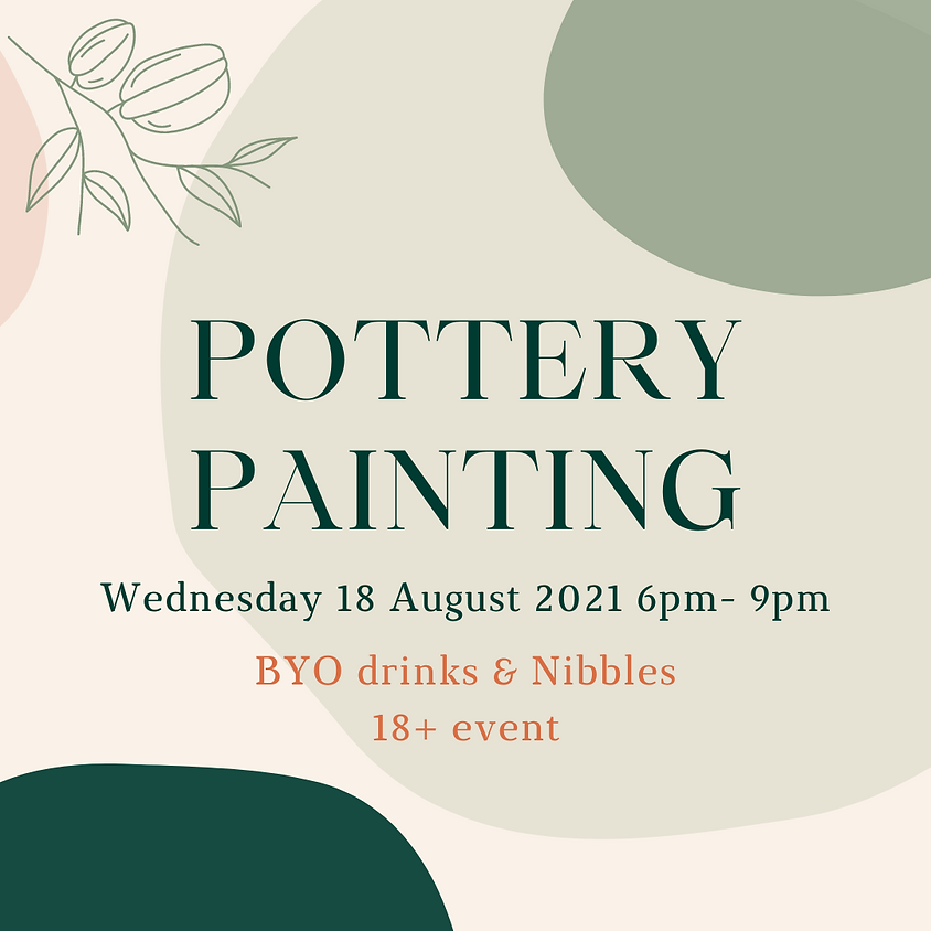 18 August Late Night Paint Night
