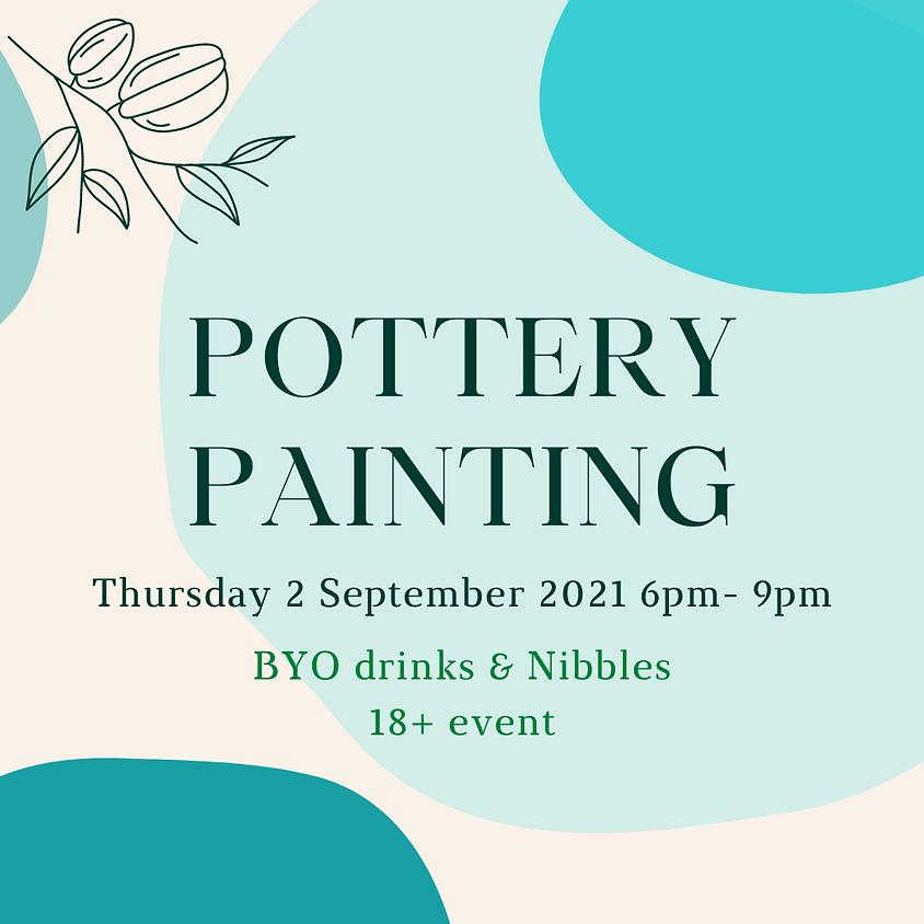 2 September Late Night Paint Night