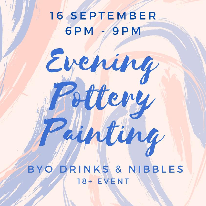 16 September Late Night Paint Night