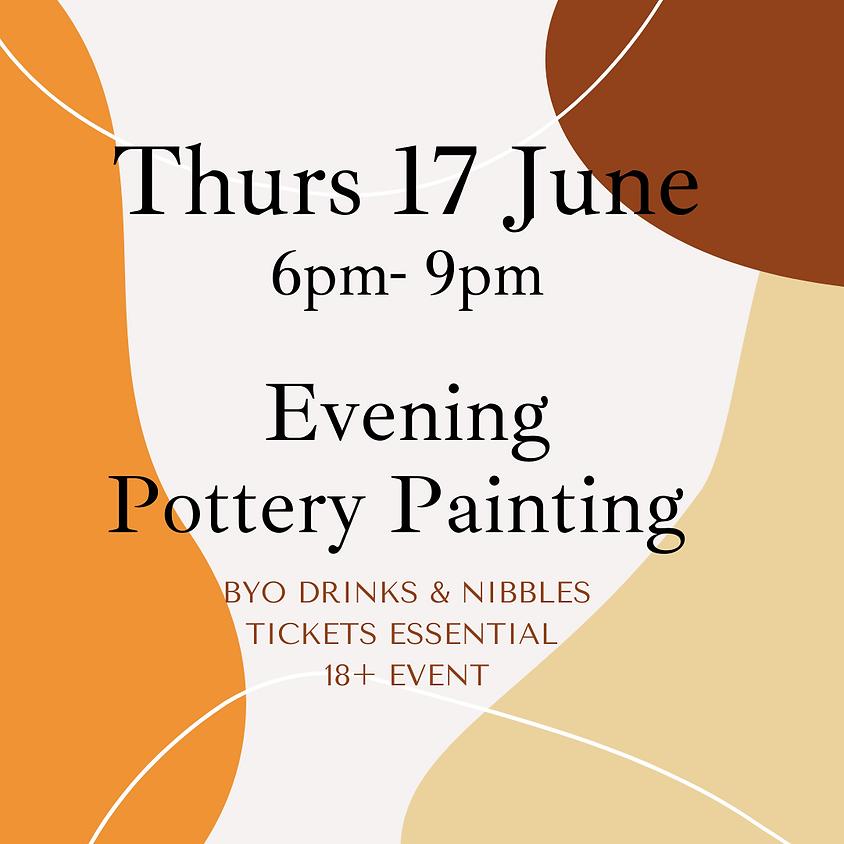17 June Late Night Paint Night