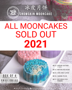 Mooncake sold out