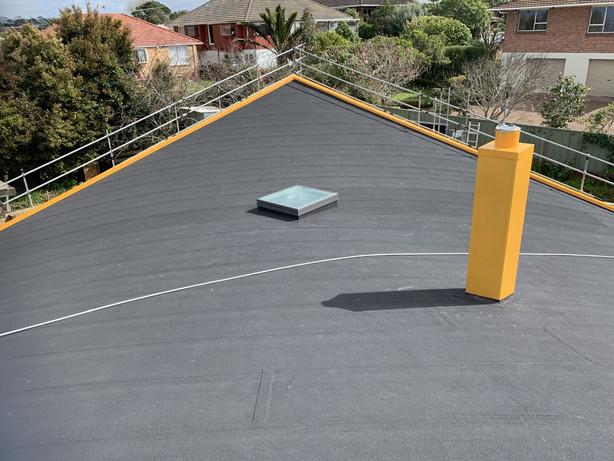 Te Atatu Curve Roof