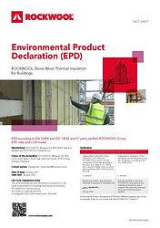 Sustainability Environmental Product Dec