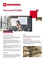 Thermalrock Exterior Wall  Insulation_Pa